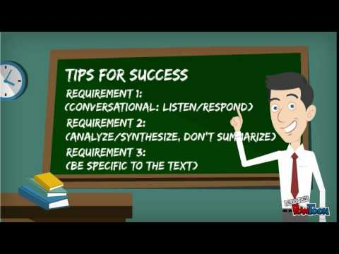 Tips for a successful class symposium