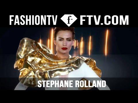 Stephane Rolland Designer's Inspiration | Paris Haute Couture Fall/Winter 2015/16 | FashionTV