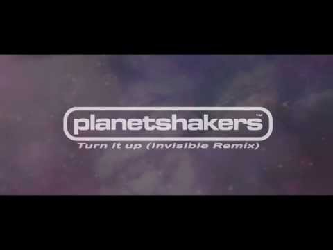Planetshakers - Turn It Up (Invisible Remix)