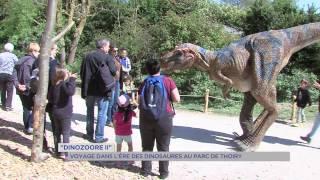 Découverte : retour à l'ère des dinosaures