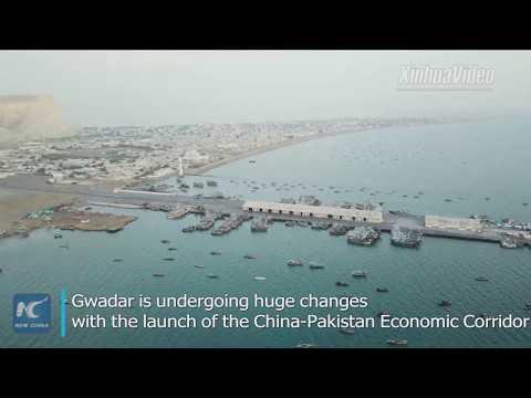 Pakistan's Gwadar aims high under Belt and Road Initiative