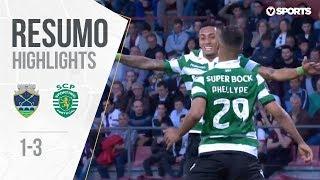 Highlights   Resumo: Chaves 1-3 Sporting (Liga 18/19 #27)