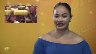 Het 10 Minuten Jeugd Journaal 8 april 2019 (Suriname / South-America)