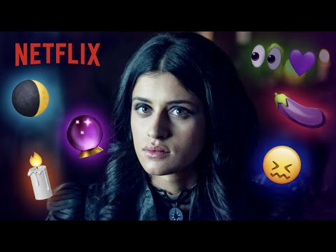 The Best Of Yennefer From The Witcher -- By Emoji! | Netflix