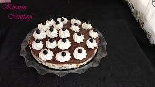 5 dakikada şipşak hazır kolay yaş pasta nasıl yapılır- Çikolata soslu pasta tarifi - Pasta tarifleri