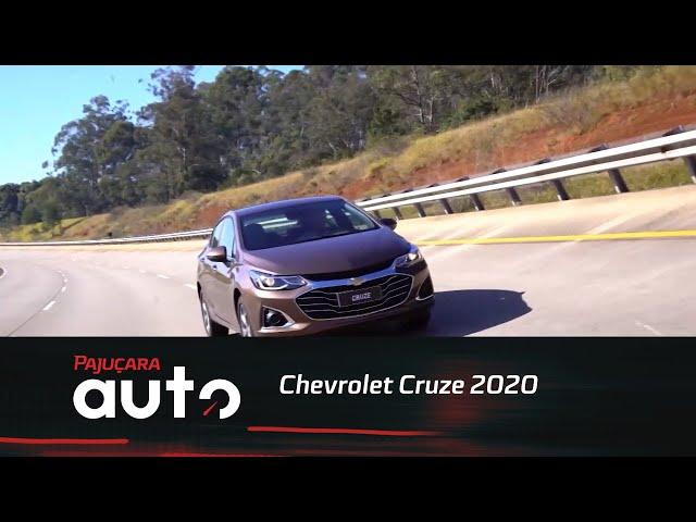 Conheça as novidades da linha 2020 do ChevroletCruze