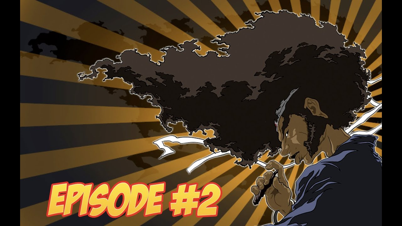 Afro Samurai Episode 2 L Invasion De L Ecole Youtube