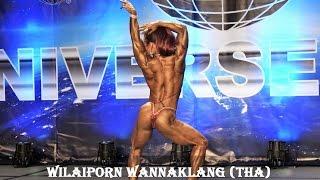 Wilaiporn Wannaklang (THA), WFF Universe 2016