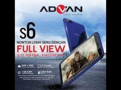 HP 4G MURAH SUDAH ADA FINGER PRINT ADVAN S6