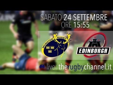 Munster Rugby v Edinburgh Rugby