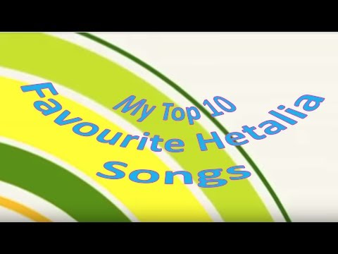 My Top 10 Favourite Character Songs