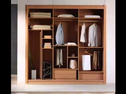 Master bedroom cabinet design ideas - YouTube