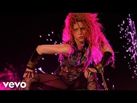 Shakira - She Wolf (El Dorado World Tour)