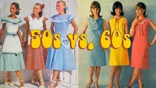 50s vs. 60s Style