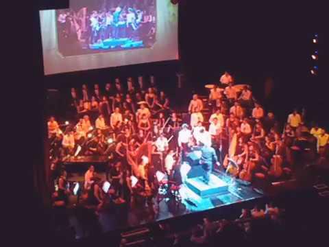 The Legend Of Zelda INTRO MEDLEY, LIVE Buenos Aires Arg. 17/03/2017 - Symphony Of The Goddesses