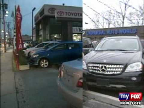 Long Island Five Towns Universal Auto World Co Owned By Pamela Geller Unsolved