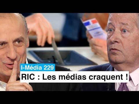 I-Média n°229 – RIC : les médias craquent