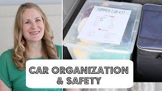 Get your car organized!