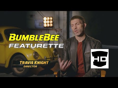 Travis Knight shares his vision about Bumblebee in new featurette