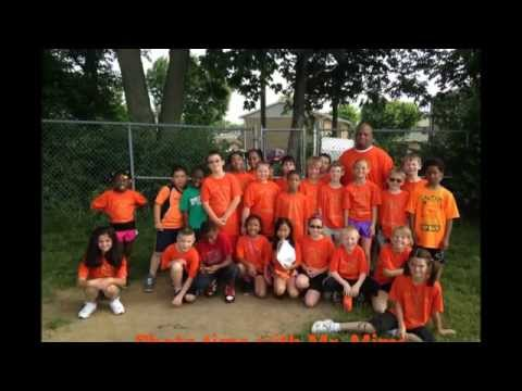 Field Day June 3, 2014 at Pathway School of Discovery, Dayton, Ohio
