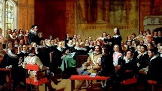 The English Civil War and Puritanism