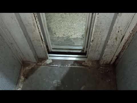Модернизированный лифт, г/п 320 кг, V=0,71 м/с (ул. Евпаторийская, 1, подъезд 2, г. Запорожье)