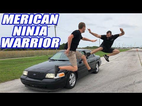 Cleetus vs Jeremy  Crown Vic Driver Showdown!