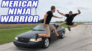 Cleetus vs Jeremy  Crown Vic Driver Showdown!