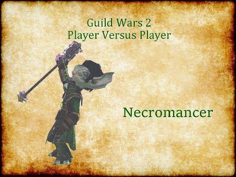 Guild Wars 2 PvP (Necromancer(Scourge))