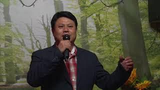 """가수 노창규 """"비내리는 명동거리"""" (원곡:배호) 그시절 추억의쇼 정모 - 2017년10월25일"""