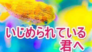 いじめは、あるのです。受け止め方で自由になりましょう。 東京海洋大客...