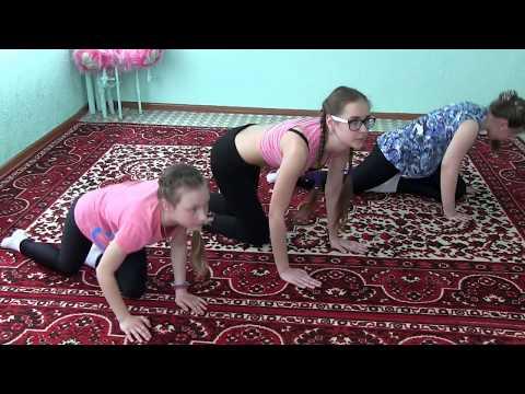 ЛФК №26 Дискинезии желчевыводящих путей у детей по гипотоническому типу