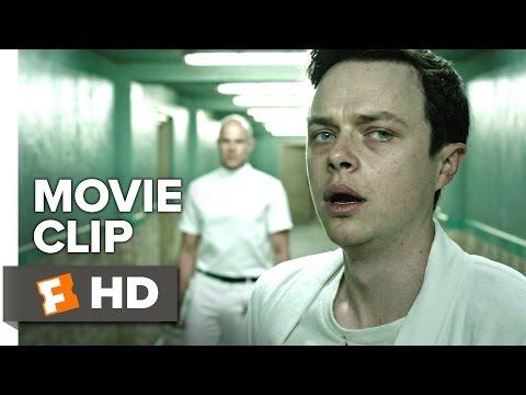 A Cure for Wellness Movie CLIP - The Hall (2017) - Jason Isaacs Movie