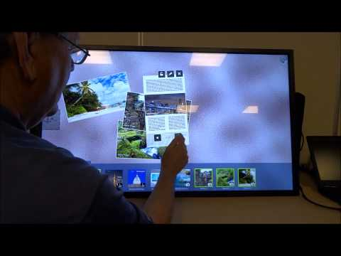 Planar Touchscreen