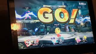 Super smash bros ultimate game play