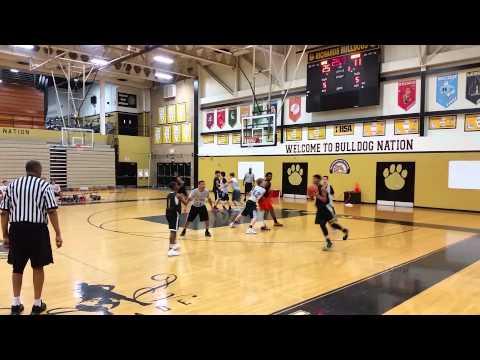 Richards Bulldogs Summer Camp VS Oak Lawn HS 6-9-15