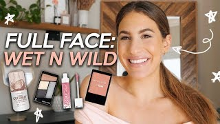 Full Face Of WET N WILD: Faves & First Impressions | Jamie Paige