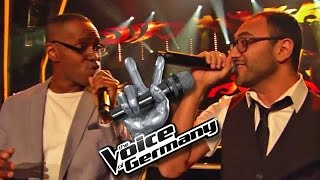 Love Never Felt So Good – Kirk Smith vs. Shady Sheha | The Voice 2014 | Battle