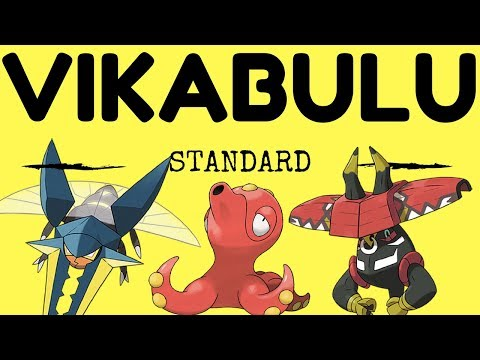 Vika Bulu Deck Analysis and Battles! (Pokemon TCG)
