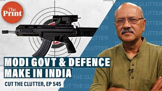 Modi govt bans import of 101 defence items — one more push toward Indian military-industrial complex