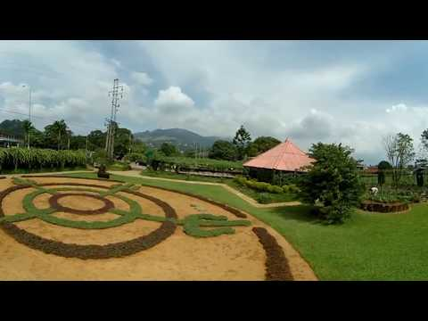 awesome 360 video of gannoruwa national Agri culture technology park in sri lanka