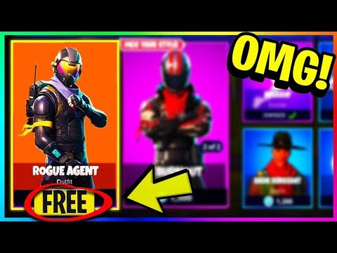 New How To Download Rogue Agent Starter Pack On Fortnite