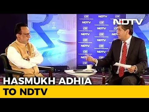 Finance Secretary Hasmukh Adhia Shares Key Message of Budget 2018