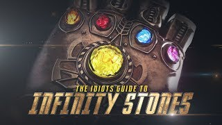 Avengers: Infinity War - The Idiots Guide to Infinity Stones