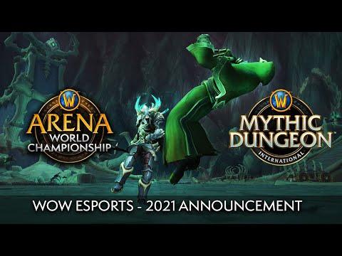 WoW Shadowlands Esports Announcement