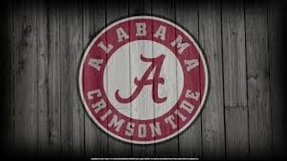 Alabama Crimson Tide 2014 Football Schedule