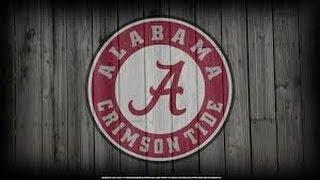 Alabama Crimson Tide 2014 Football Schedule