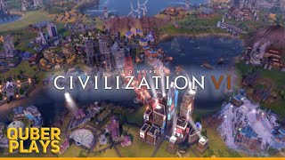 КОРОЛЬ БАРБАРОСС【Sid Meier's Civilization VI】#2