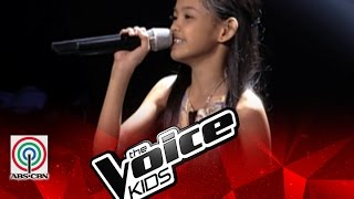"The Voice Kids Philippines 2015 Blind Audition Teaser: ""Till I Met You"" by Zephanie"