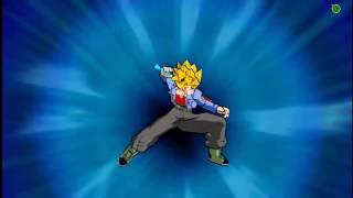 Dragon Ball Z: Shin Budokai 2 mod trunks vs zamasu fusion